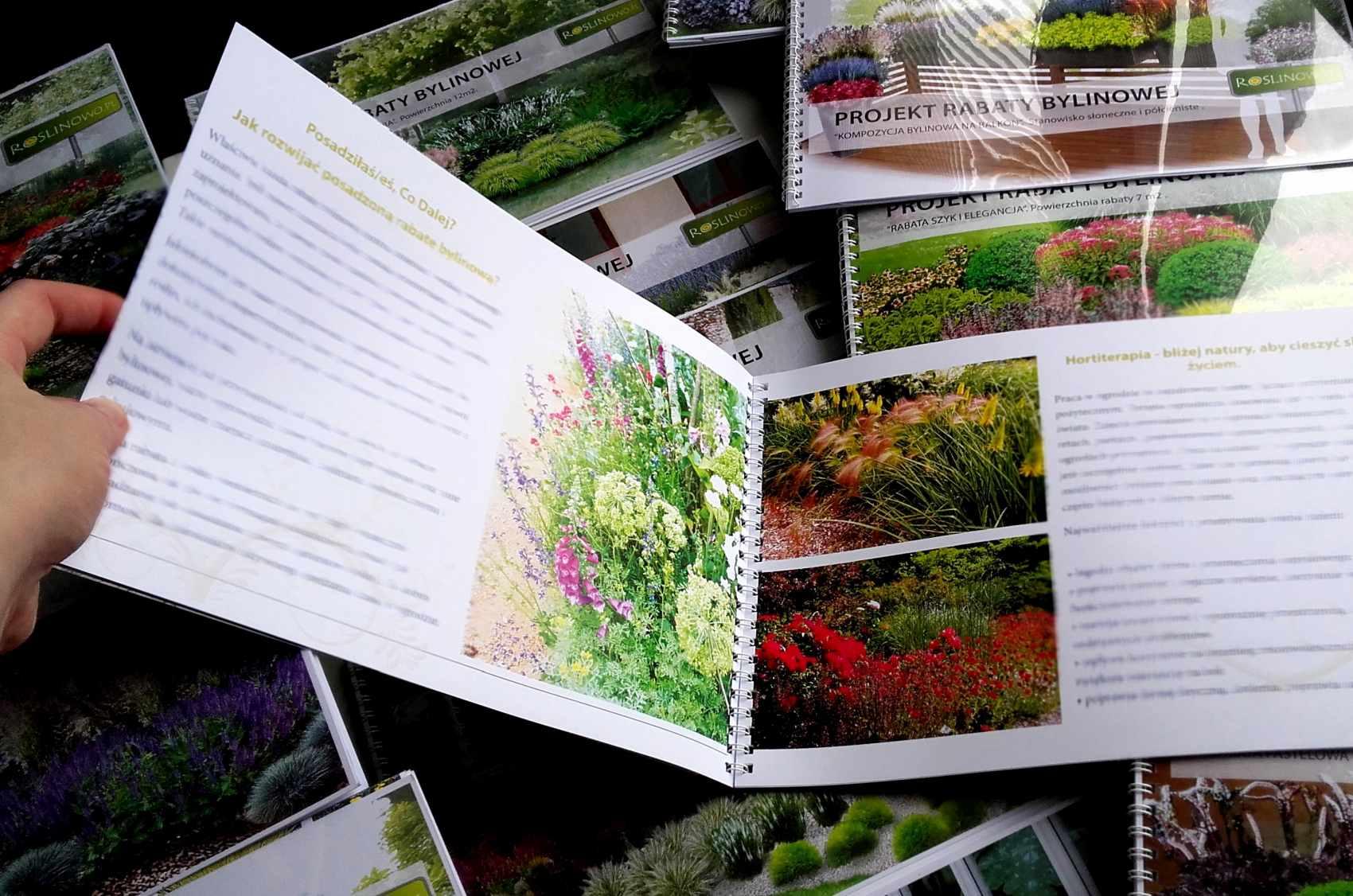 instrukcja roslinowo - jak rozwijać rabatę bylinową