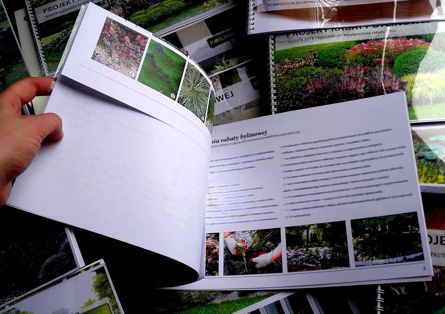 Instrukcja jak wykonać rabatę bylinową z użyciem włókniny ogrodniczej.